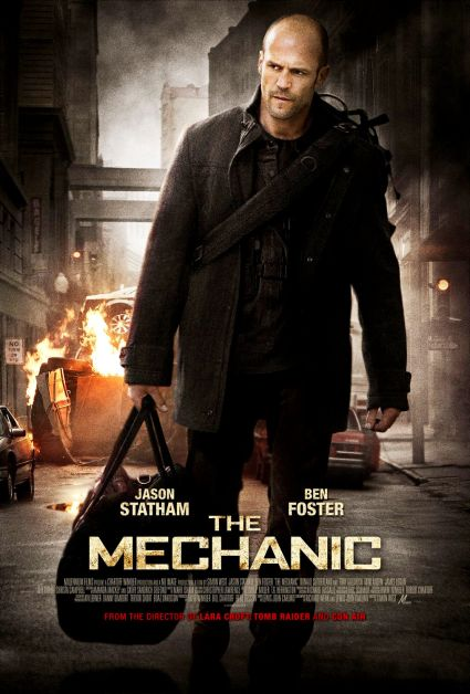The Mechanic 2011 BDRip  WBZ
