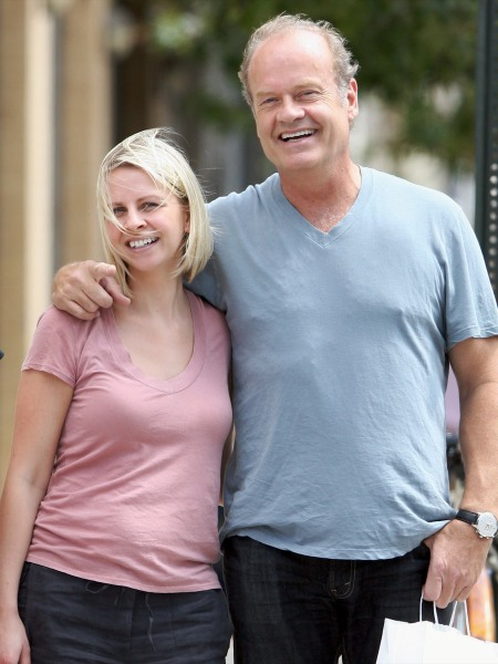 kelsey grammer and kayte walsh | I People Watch